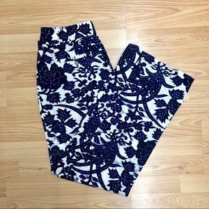Like New Linen Trouser Pant Marissa Navy